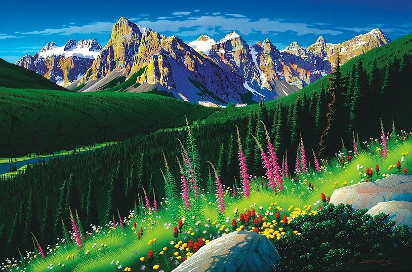 RJ36 - Valley of Ten Peaks