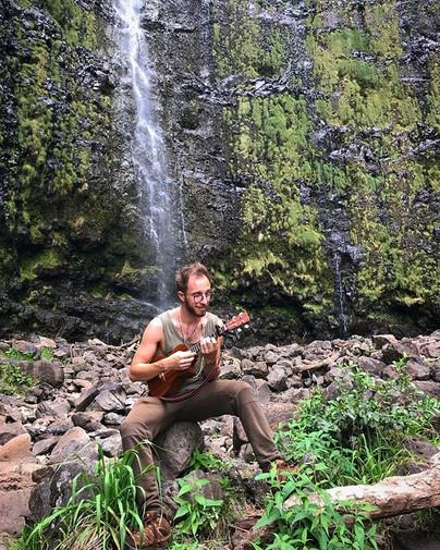 Waimoku Falls_•_•_•_•_•_•_•_#Maui #Ukule