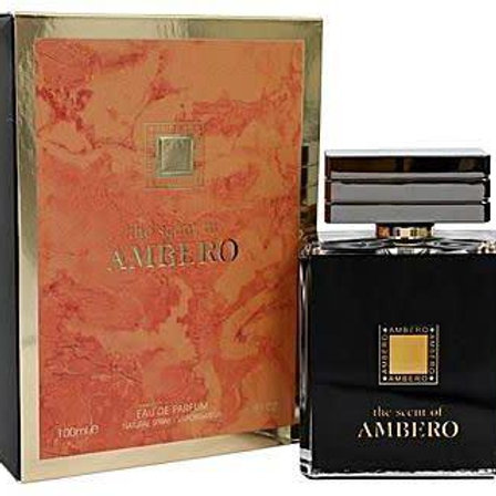 The Scent Of Ambero Perfume For Men