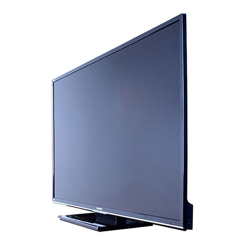 "Ultimate 39"", LED TV with USB/HDMI"