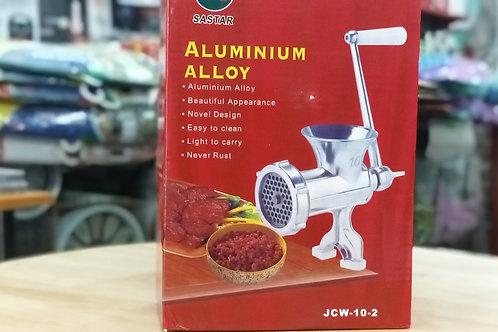Aluminum Alloy JCW-10-2