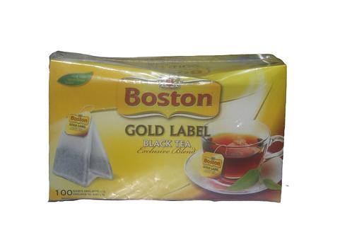 Boston GOLD LABEL BLACK TEA