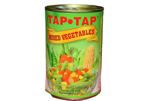 Tip Tap mixed vegetables