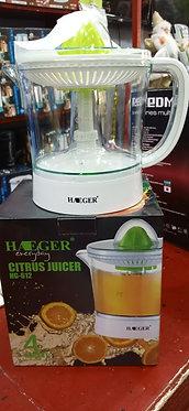 Haeger Citrus Juicer HG-612