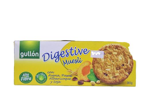 Digestive Muesli