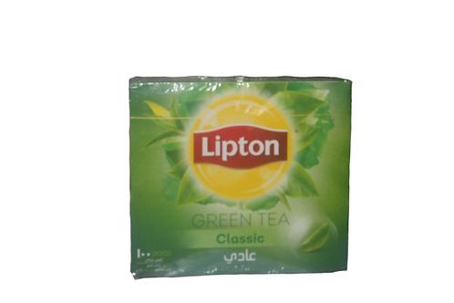 Lipton GREEN TEA Classic.