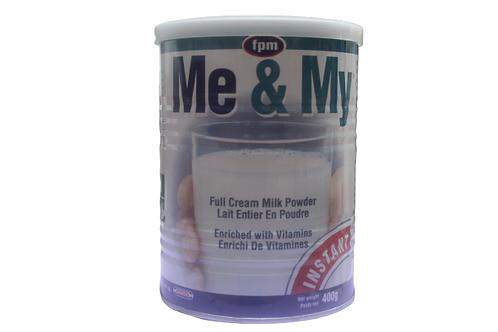 Me & My Full Cream Milk Powder.