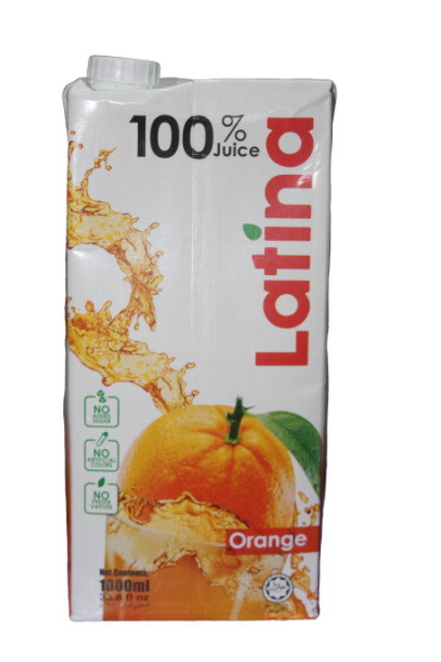 Latina Orange juice