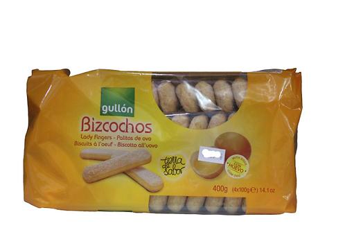 Bizcochos (lady fingers)