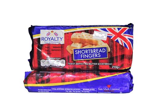 Royalty Short Bread Finger