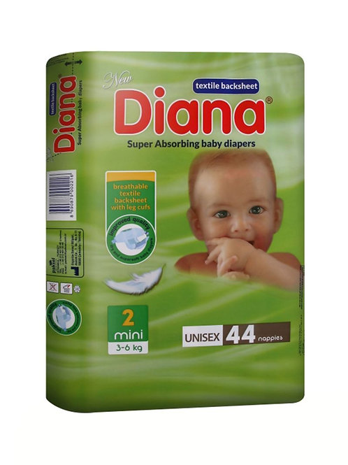 Diana Super Absorbing Baby Diapers