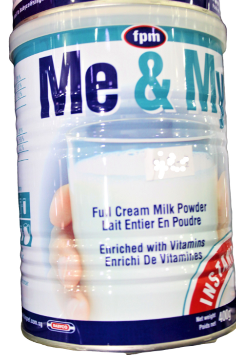 Me & My Powder Milk