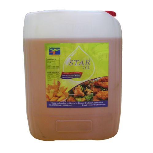 Star Oil (5-Gallon)