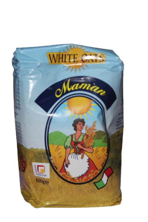 WHITE  OATS Maman