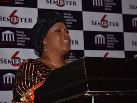 Liberia VP says young people should respect constitutional authorities to be transformation leaders