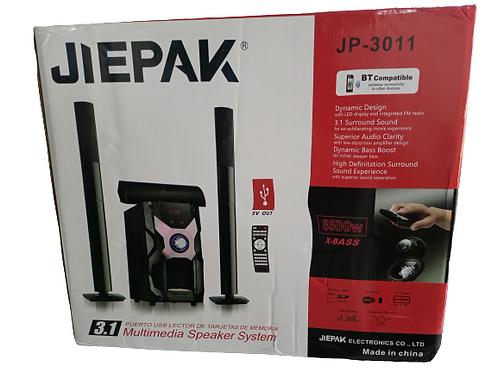 Home theatre 3.1system speaker high power bluetooth stage speaker audio system h