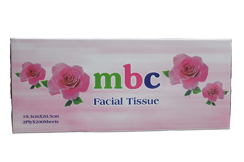 Mbc Facial Tissues