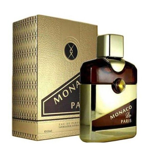 Fragrance World Monaco De Paris Gold EDP 100ml Unisex Perfume