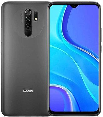 "Xiaomi Redmi 9 Unlocked RAM Dual Sim 64GB 3GB RAM 6.53"" (Carbon Grey)"