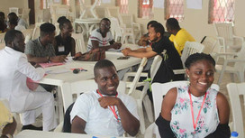 NAYMOTE Begins Young Political Leadership School Third Class