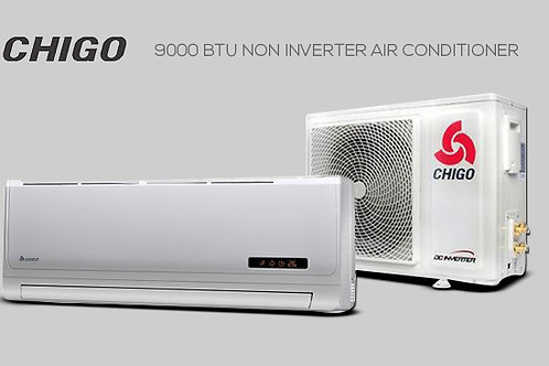 Chigo AC 9000BTU,Chigo Split,Non Inverter Air Conditioner
