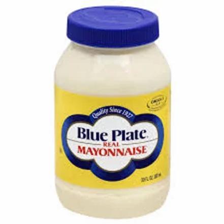 Blue Plate Medium size