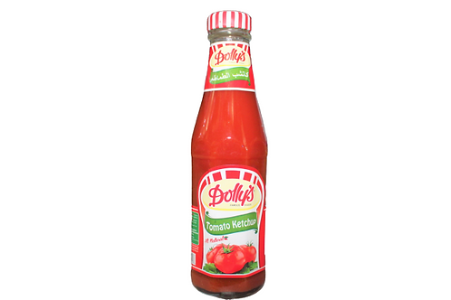 Dolly's Tomato Ketchup Hot 340g