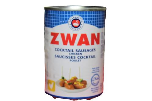 Zwan Sausages