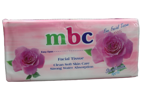Mbc Facial Tissues