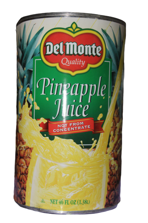 Del Monte,Pineapple Juice