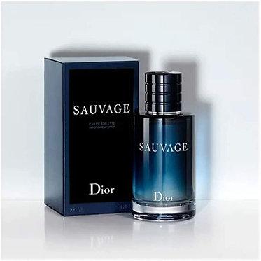 DIOR Sauvage Eau de Toilette 100ml 3.4 FL OZ Men's Fragrance