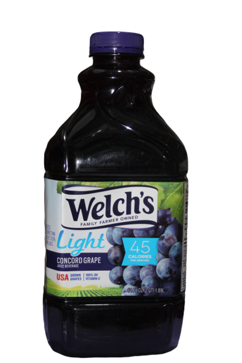 WELCH CONCORD GRAPE JUICE