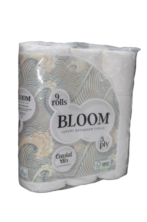 Bloom Bathroom Tissues