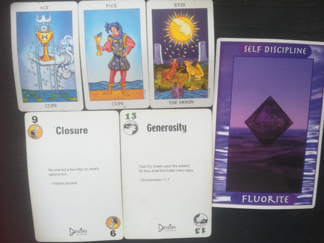 Intuitive Reading for 06/10/2020 - Balancing the Wild and the Tame through Self Discipline