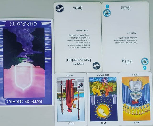 Intuited guided card reading for March 10-17, 2019