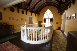 Galleried Hall of Thrumster House