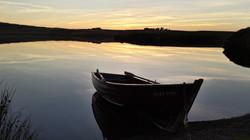 Loch fishing boat
