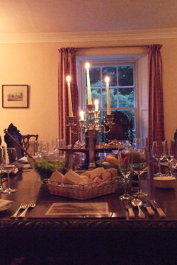 Thrumster House dining room
