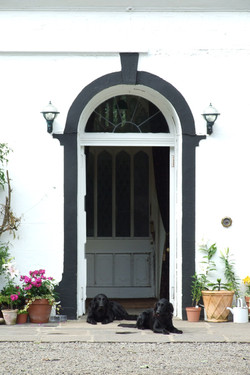 Thrumster House entrance