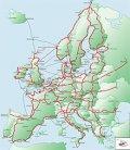 Euro Velo routes