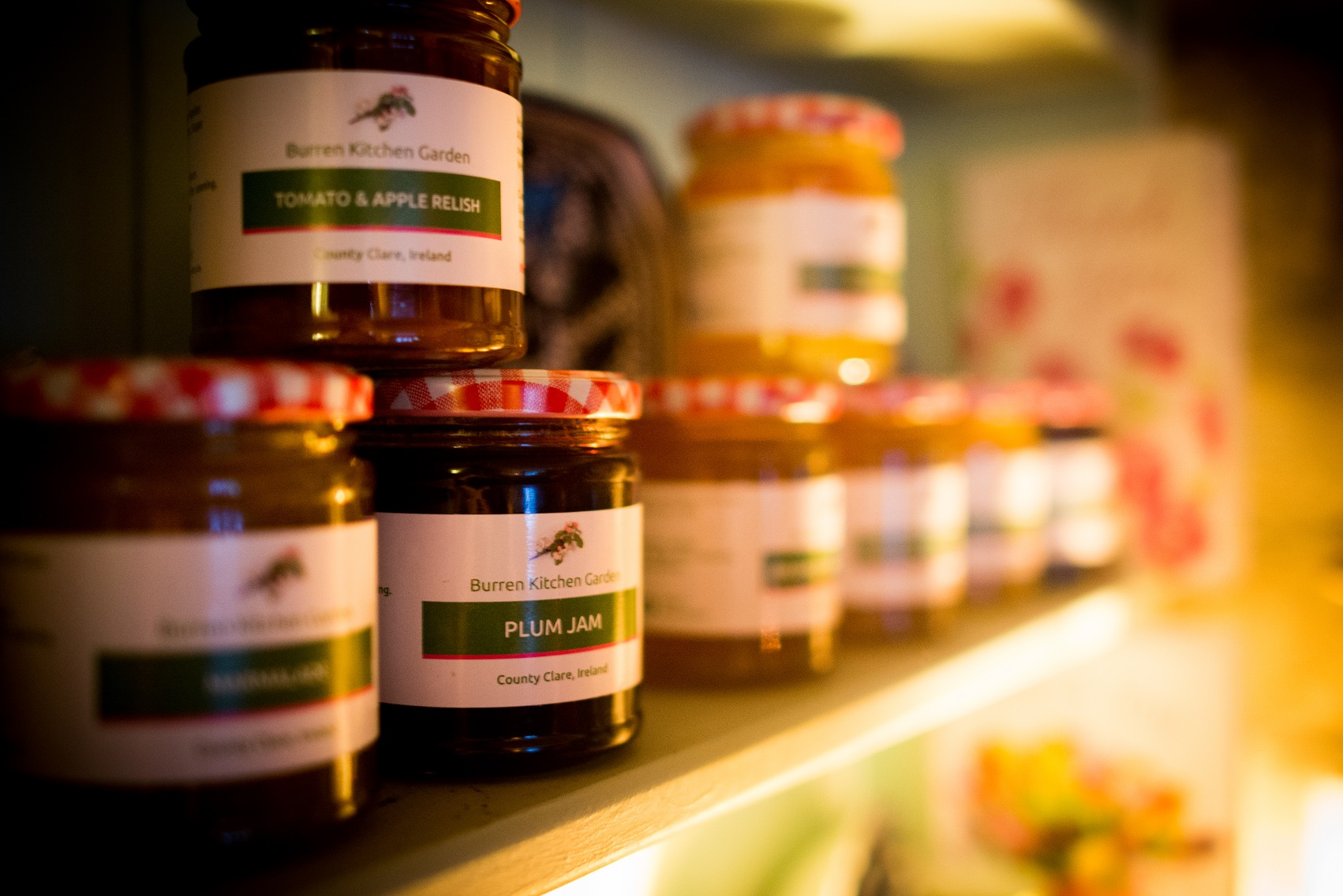 Burren Food Trail Clareville House Kitchen Garden May 18th.jpg