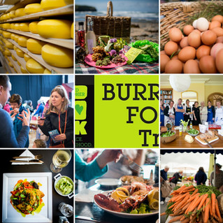 TASTE THE BURREN FOOD Events 2017