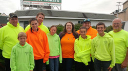 Nichols Fam 2017 Labor Day Mackinaw Walk