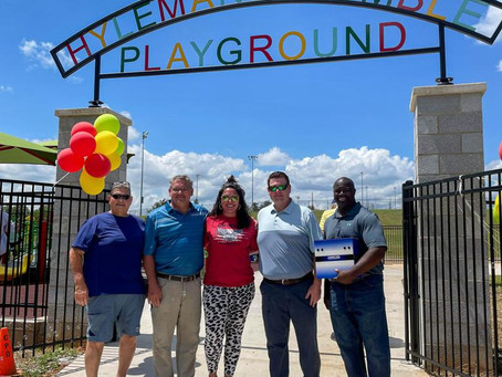 Ribbon Cutting: A Victory for Children!