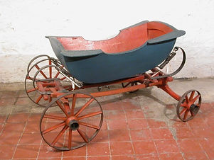 Children's Carriages (4) (Fart Cart Styl