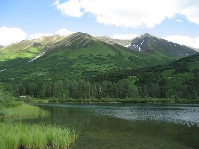 Summit Lake, AK