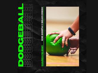 Creek Dodgeball Tournament - Student Ministry