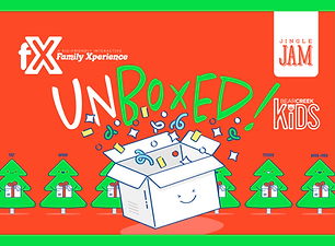 FX Family Xperience Jingle Jam - Preschool, Children, and Adult Ministries