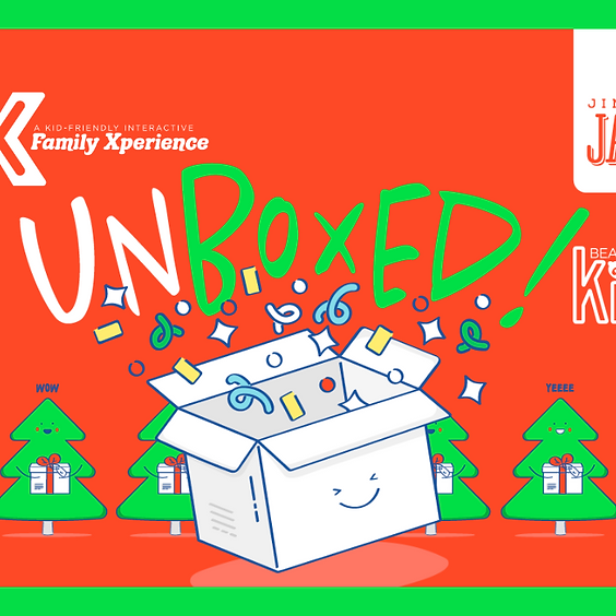 FX Family Xperience Jingle Jam - Christmas - Preschool, Children, and Adult Ministries
