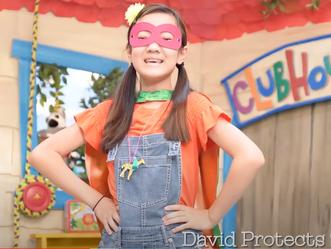Super Kids: WEEK 2, David Protect Sheep